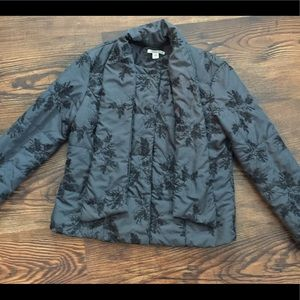 Coldwater Creek Puffer Coat Size 14